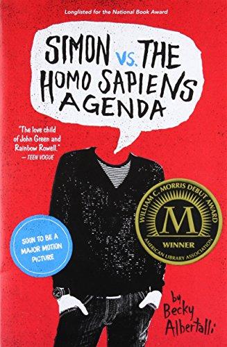 Simon vs. the Homo Sapiens Agenda cover