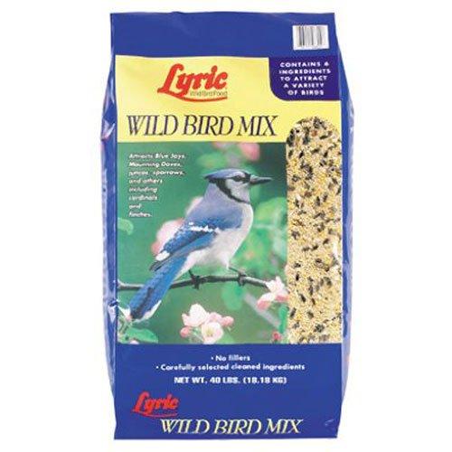 - Lyric Wild Bird Mix - 40 lb. bag