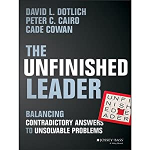 The Unfinished Leader Audiobook