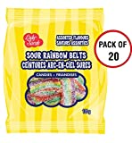 Sour Flavoured Candies