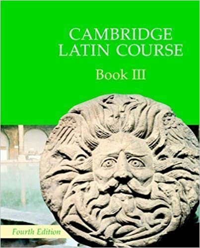 Book Cambridge Latin Course Book 3 by Cambridge School Classics Project 4 edition (2001)