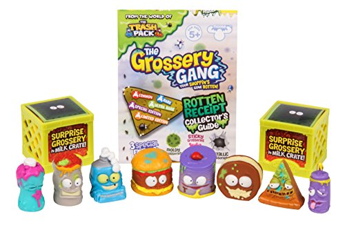The Grossery Gang S1 Large Pack