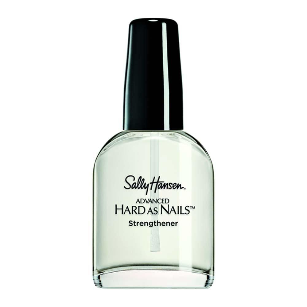 Sally Hansen Advanced Hard as Nails, Nude, 0.45 Fluid Ounce: Health & Personal Care