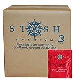Stash Tea Decaf English Breakfast Black Tea, 100 Count Box in Foil (packaging may vary)