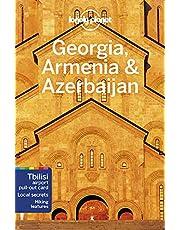 Lonely Planet Georgia, Armenia & Azerbaijan 6 6th Ed.