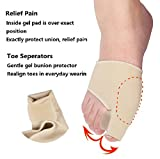 Bunion Corrector and Bunion Relief Sleeve with