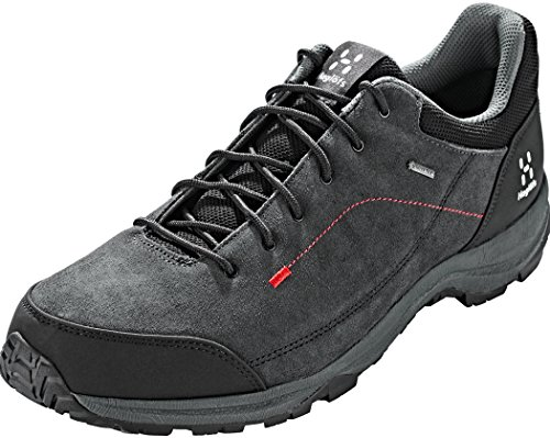 Haglofs Krusa GT Walking Shoes Magnetite True Black opaXUmNcks