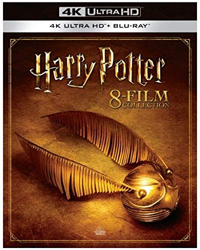 Harry Potter Collection (8pk/4K Ultra HD + Blu-ray)