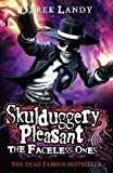 Skulduggery Pleasant: The Faceless Ones by Derek Landy front cover