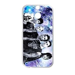 Avenged Sevenfold HTC One M8 Cell Phone Case White Nyyg