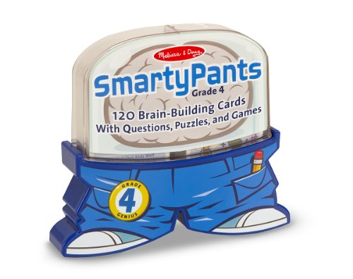 Amazon.com: Melissa & Doug Smarty Pants Preschool Card Set ...