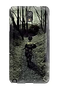 Best 6713665K89071559 New Artistic Military Man Made Military Tpu Case Cover, Anti-scratch Phone Case For Galaxy Note 3