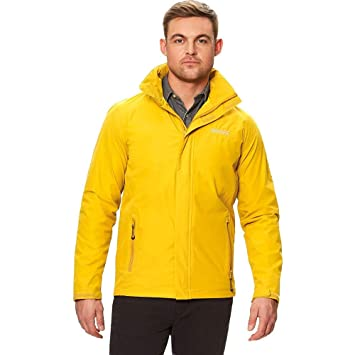 a5d8f25e50c Regatta Men s Matt Waterproof Lined Hooded Jacket  Amazon.co.uk ...