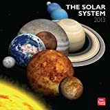 Solar System, The 2013 Square 12X12 Wall Calendar
