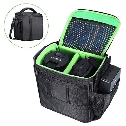Estarer DSLR/SLR Compact Camera Shoulder Bag for Nikon, Canon, Sony, Fujifilm, Mirrorless Cameras and Lenses