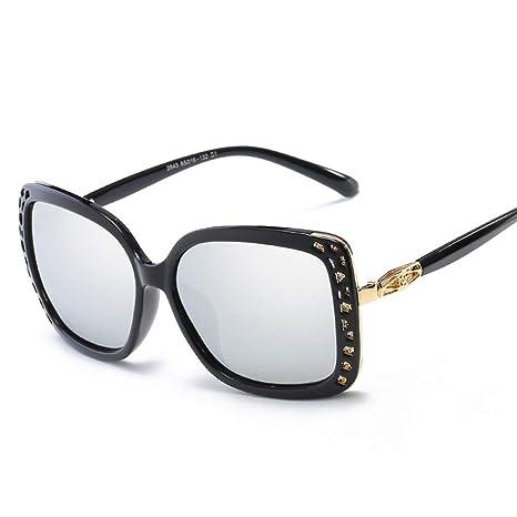 L.L.QYL Gafas Gafas de Sol polarizadas para Mujer Estilo ...