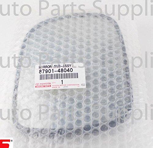 lexus-rx330-350-400h-passenger-side-mirror-glass-dim-oem-87901-48040