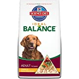 Hill's Science Diet Ideal Balance Adult Chicken and Brown Rice Dinner Dry Dog Food Bag, 30-Pound, My Pet Supplies