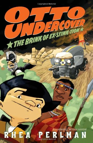 Otto Undercover #5: The Brink of Ex-stink-tion