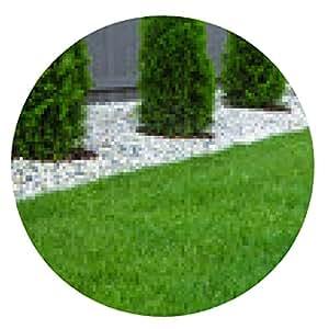 alfombrilla de ratón La hierba verde fresca - ronda - 20cm