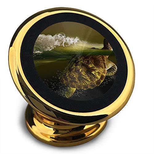 Baerg Universal Magnetic Phone Car Mounts Magnet Holder Sea Turtle Swimming Magnetic Mount for Phone 360° Rotation