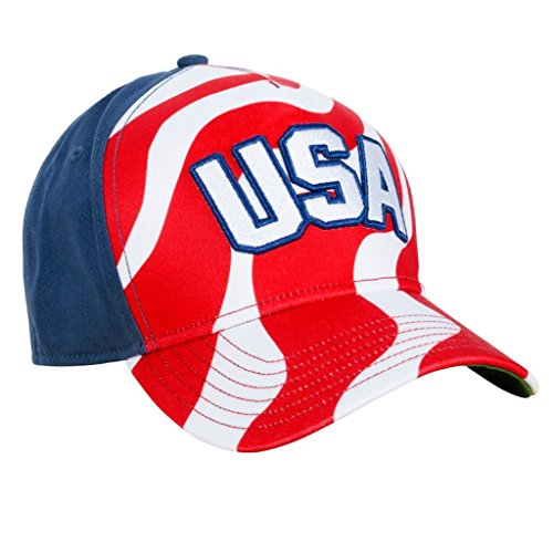 Conference Champion Cap - ROWDY GENTLEMAN Unisex-Adults 97 First Team USA All-Conference Champions Hat, White, One Size