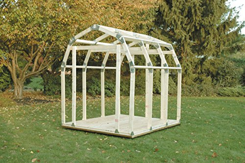 Review Hopkins 90190 2x4basics Shed