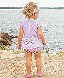 RuffleButts Infant/Toddler Girls Peplum Skirt One
