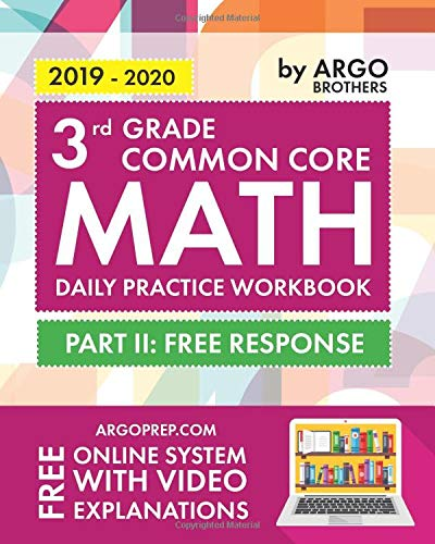 3rd Grade Common Core Math: Daily Practice Workbook - Part II ...