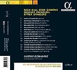 Bach, Bull, Byrd, Gibbons, Hassler, Pachelbel, Ritter, Strogers: Works for Harpsichord