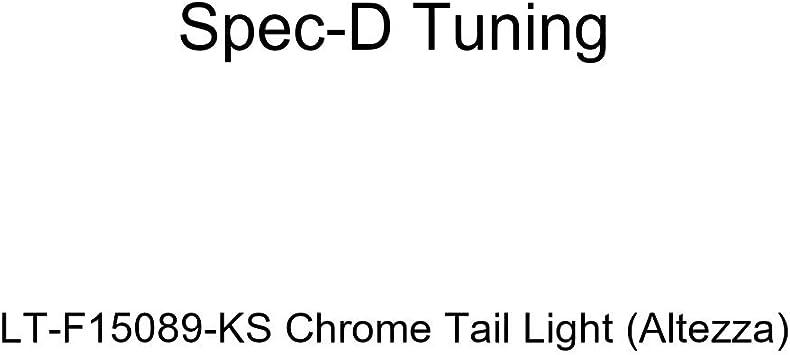 Altezza Spec-D Tuning LT-F15089-KS Chrome Tail Light