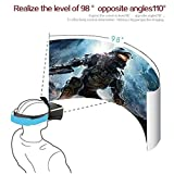XYuan VIEW VR Headset,Immersive Glasses,with HD
