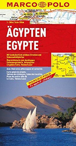 Egypt Marco Polo Map (Marco Polo - Egypt Stores Polo