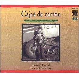 Cajas de Carton: Relatos de La Vida Peregina de Un Nino Campesino: Amazon.es: Francisco Jimenez, Adrian Vargas: Libros en idiomas extranjeros