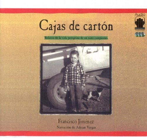 Cajas De Carton (Spanish Edition) by Audio Bookshelf