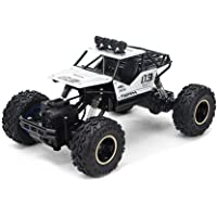 Toy Remote Control Car, Alloy Climbing Mountain Bigfoot, Four-Wheel Drive Remote Control Toy Model 116 Off-Road Vehicle Climbing Car Children Remote Control Car