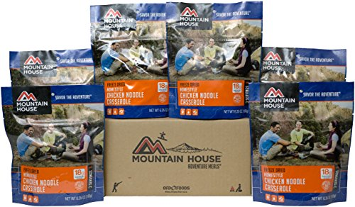 Mountain House Homestyle Chicken Noodle Casserole 6-Pack