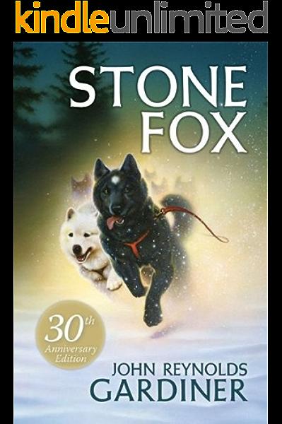 Stone Fox Harper Trophy Book Kindle Edition By Gardiner John Reynolds Greg Hargreaves Children Kindle Ebooks Amazon Com