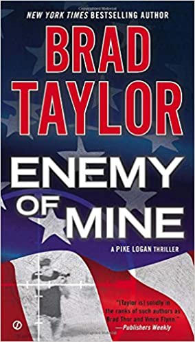 Enemy of Mine (Pike Logan Thriller)
