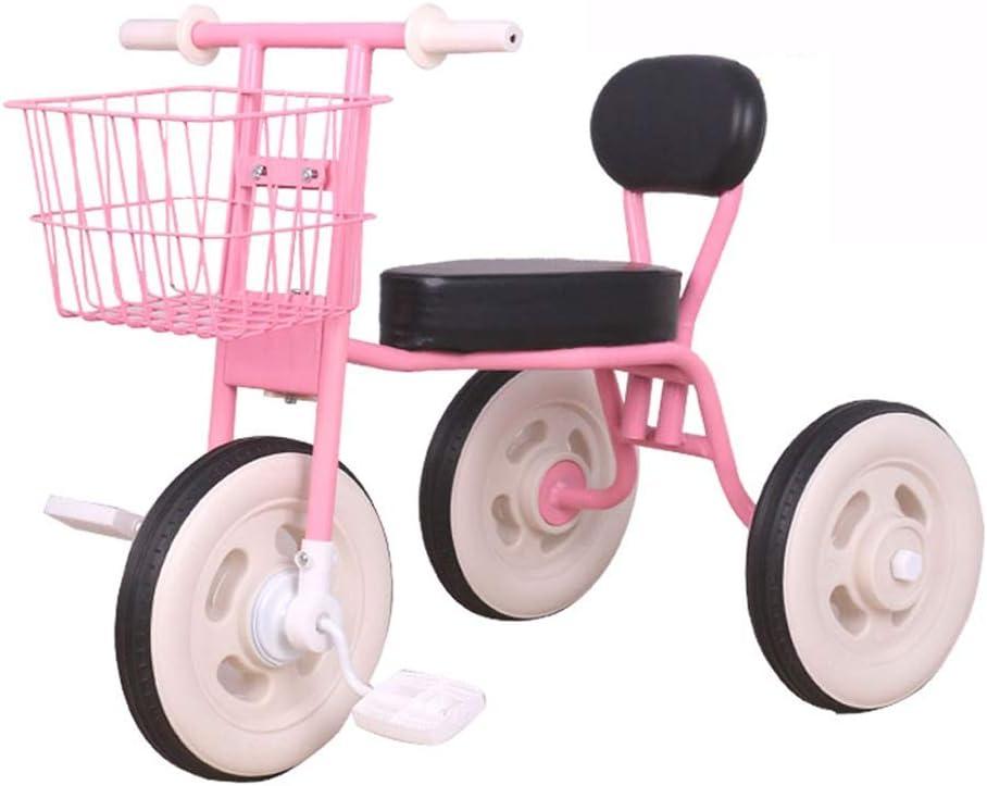 SONG Triccilos Bebes evolutivo Cochecito De Bebé Bicicleta De Equilibrio Triciclo for Niños Ligero Montando Juguetes Juguete De Pasajeros De Excursión Lo Mejor for Regalos Adecuado for Niños De 2 A 6