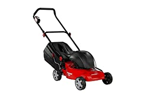 Sharpex 16 inch Blade 1800 Watt Electric Lawn Mower with Grass Box and Cable (Multicolour)