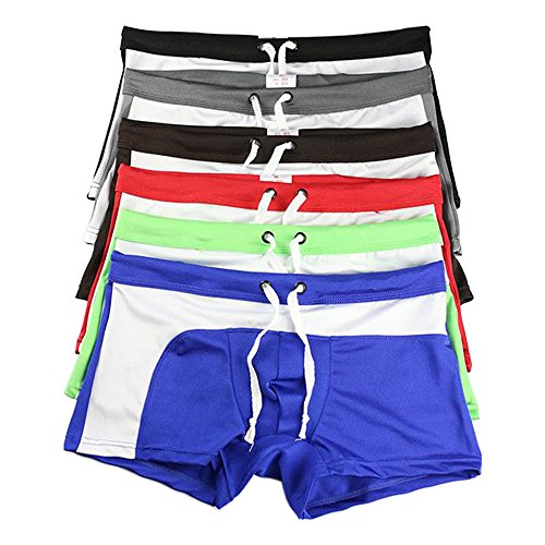 299c66c2f3 Eastlion Men Flat Angle Swim Shorts Fashion Tight Swim Trunks hot sale 2017