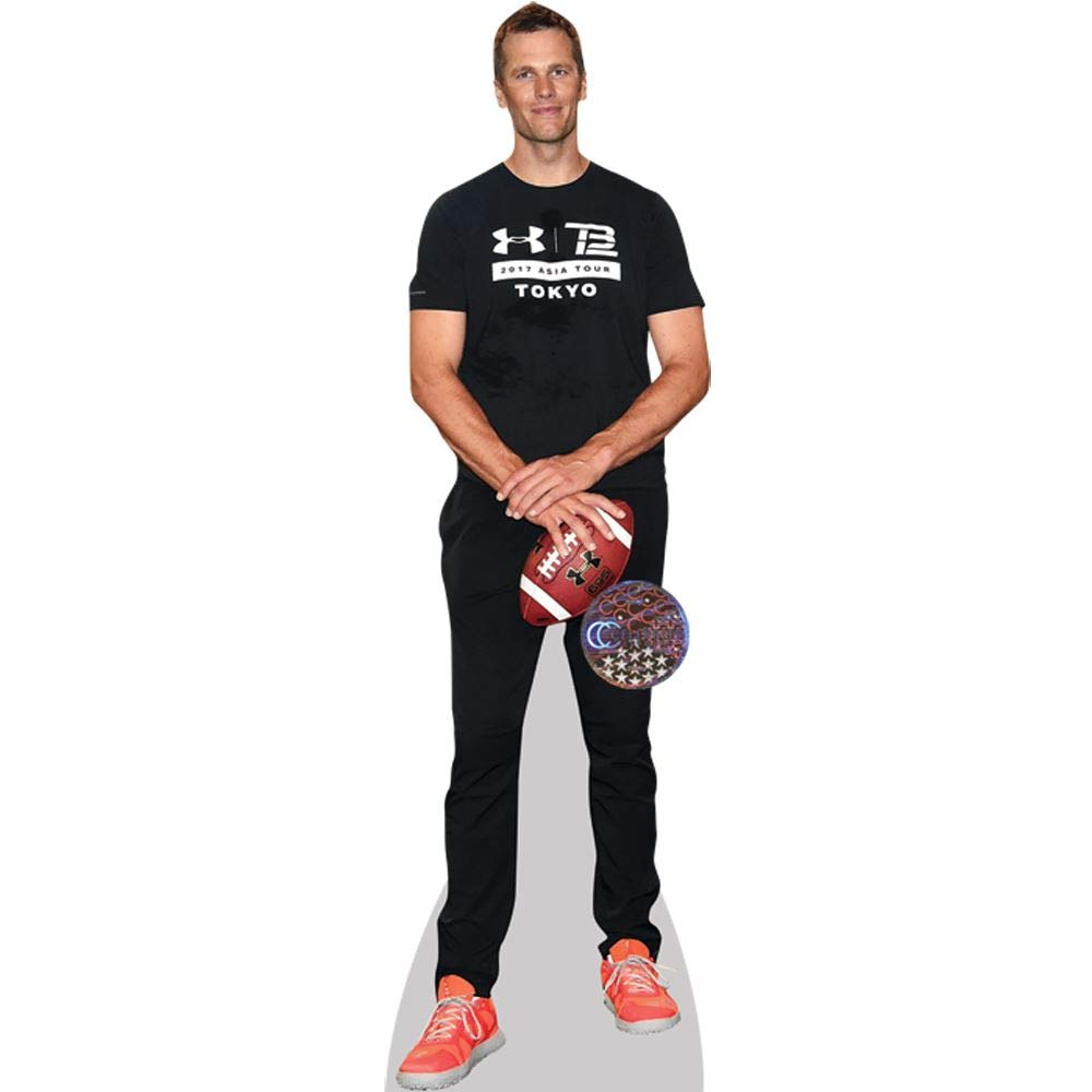 Tom Brady (Casual) Life Size Cutout