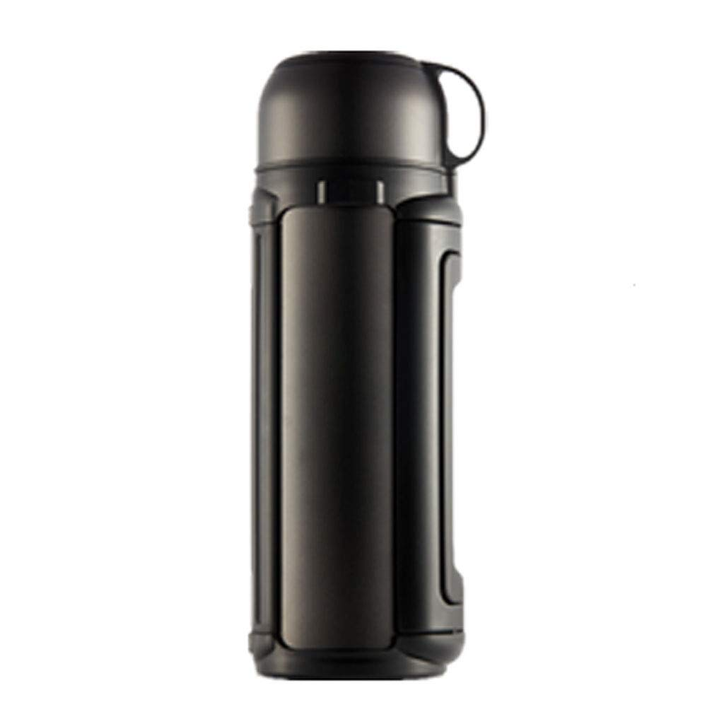 XUEZM Thermos Mug,Edelstahl Outdoor Große Kapazität Auto Auto Auto Isolierung Topf Edelstahl Haushalt Isolierung Tasse Thermoskanne Wasserkocher (größe   1.8L) B07J384FPN   Neue Produkte im Jahr 2019  3fa314