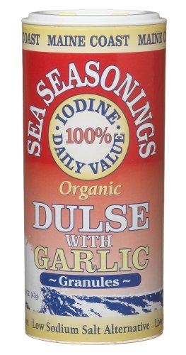 Season's Dulse With Garlic, 1.5-Ounce Units (Pack of 6) Seasons Teaspoon