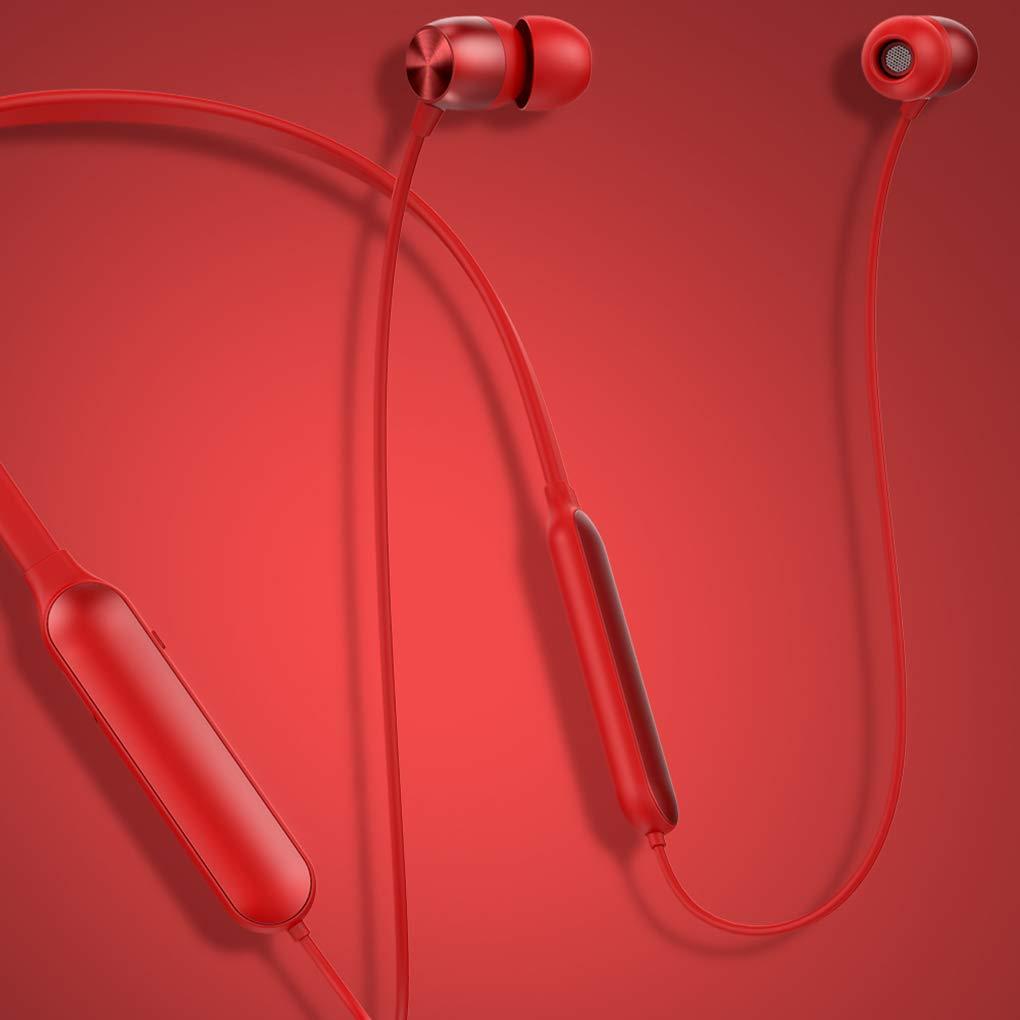 Lorjoy Más Puro Sonido más Claro el de Voz Banda para el Claro Cuello Plegable Bluetooth en la Oreja del Auricular de RSE de la viruta Mini Auriculares 2ba3a9