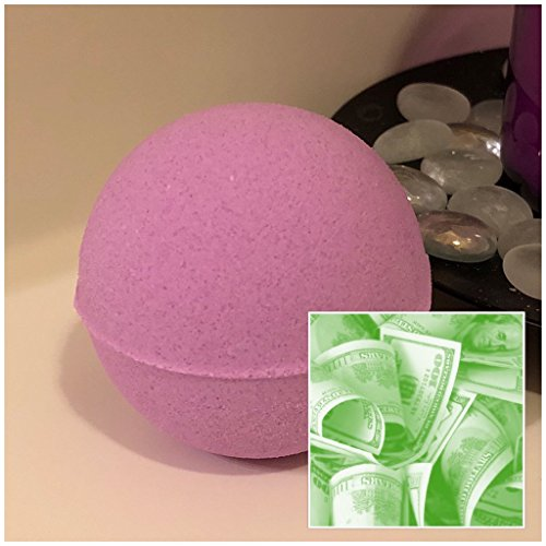 - Sweet Dreams C-Note (The Sugar Shak Collection) Luxurious C-Note Bath Bomb 7 oz Baseball Size (Sweet Dreams) / Handmade/Bath Fizzie/Surprise Money Bath Bomb/Surprise Gift For Her