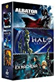 Albator, corsaire de l'espace + Halo Legends + Appleseed Ex Machina