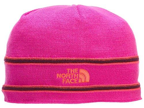 The North Face TNF Logo Beanie Youth Azalea Pink (Tnf Logo Beanie)