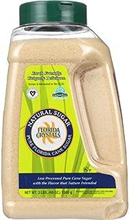 product image for Florida Crystals Natural Cane Sugar - Jug - 48 oz - 1 each